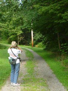 Judy shoots a deer!